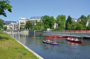 Leipzig Stadthafen - Bootstouren