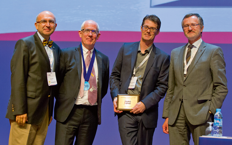 EUROSPINE: A pan-European success story