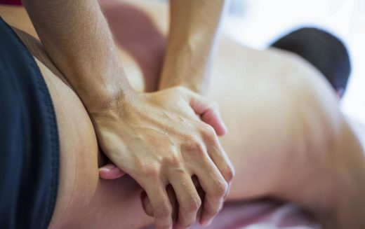 Spinal manipulation therapy associated with improvements in pain and function