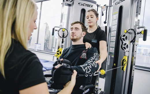 Neurokinex launches Charitable Trust to support those with spinal cord injury