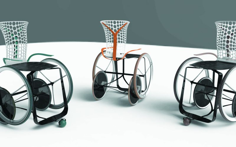 Innovative wheelchair wins design competition