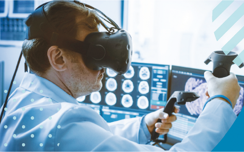 Is VR & simulation the secret to better medical education and safer surgery?