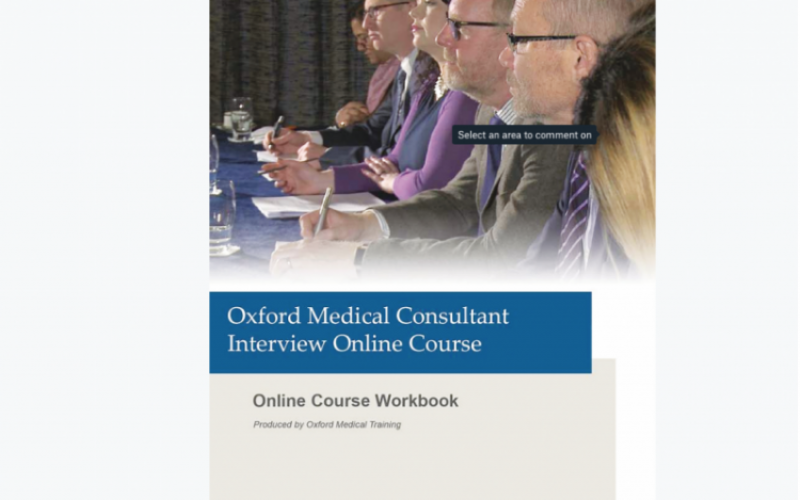 Book review: Consultant Interview Online Course