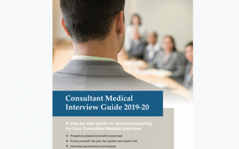 Book review: Consultant Medical Interview Guide