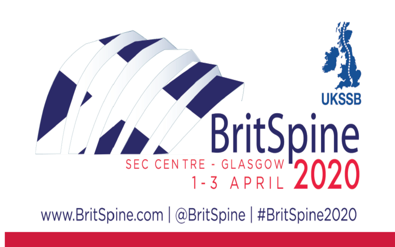 International faculty to meet  in Glasgow to discuss  sport-related spinal problems