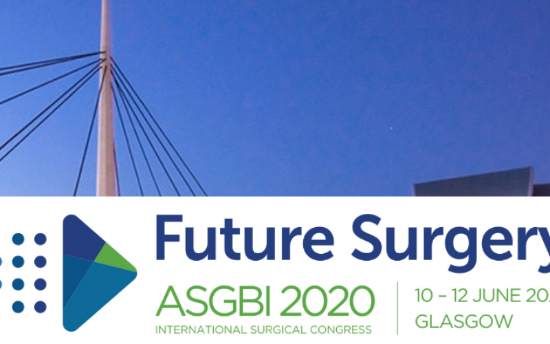 10-12 June 2020, Future Surgery – ASGBI International Surgical Congress 2020; Glasgow – POSTPONED