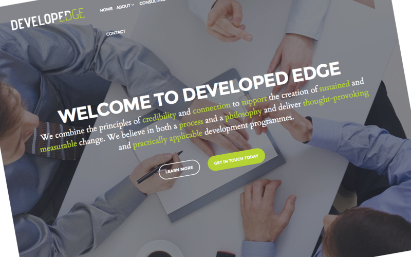 Medical device training company has the edge