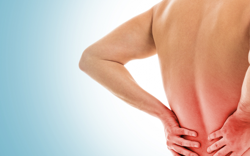 Movement sensors give significant reduction in back pain in clinical trials