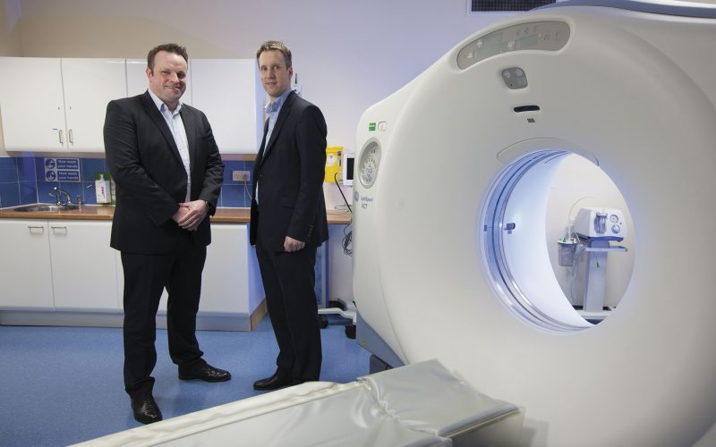 Scotland's first integrated spinal clinic opens, as research reveals three in four Scots suffer from back pain
