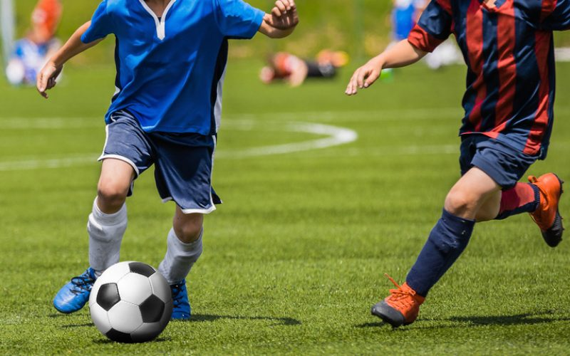 Football boosts bone development in boys