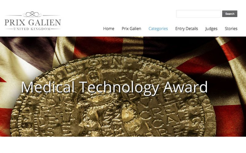 EOS imaging awarded the Prix Galien in the medical device category