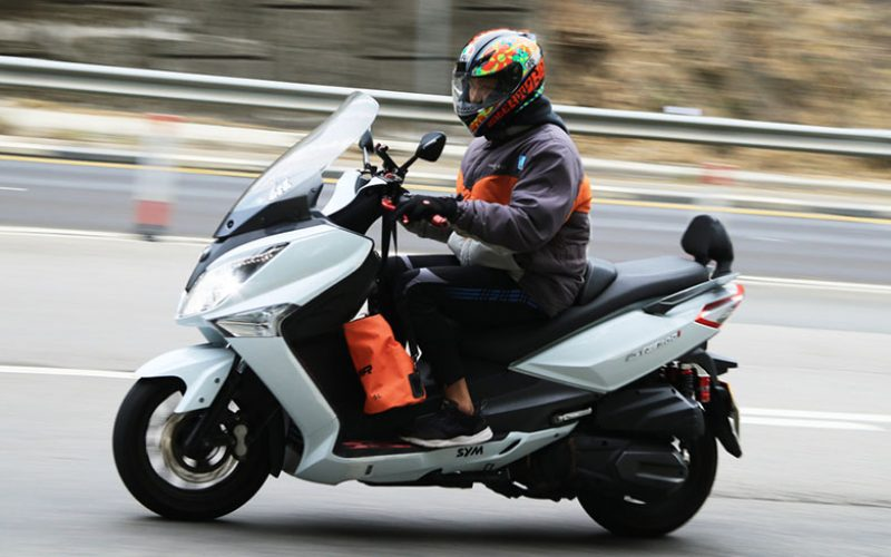 Helmet use associated with reduced risk of cervical spine injury during motorcycle crashes