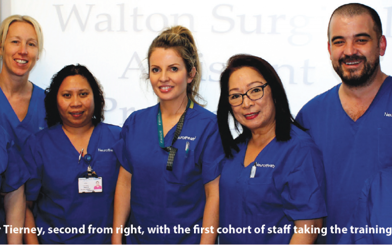 New Walton surgical role introduced to enhance patient treatment