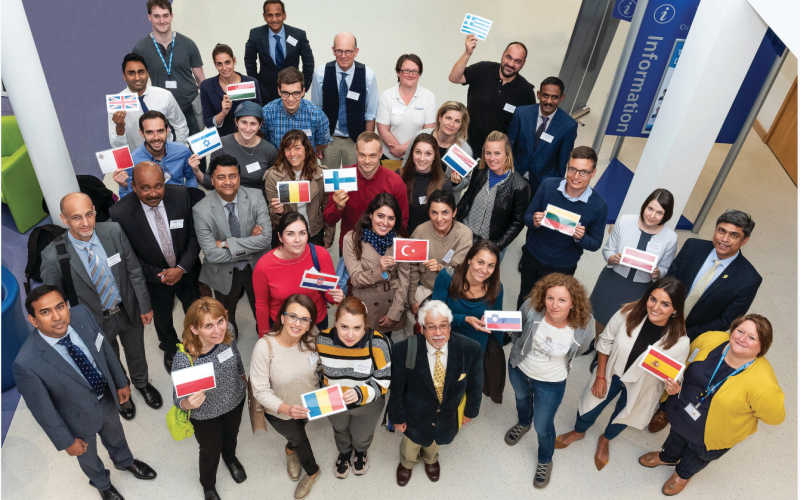 Eminent faculty gather for specialist spinal cord rehabilitation event