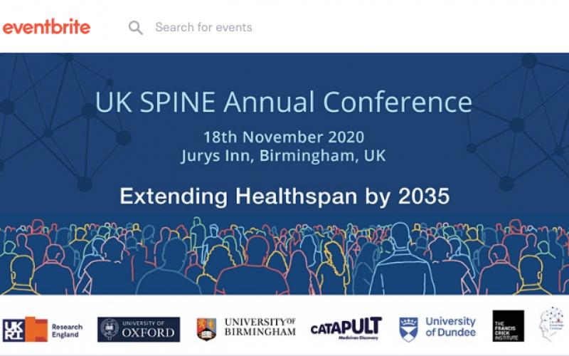 9-20 November 2020, UK Spine Annual Conference 2020; Birmingham