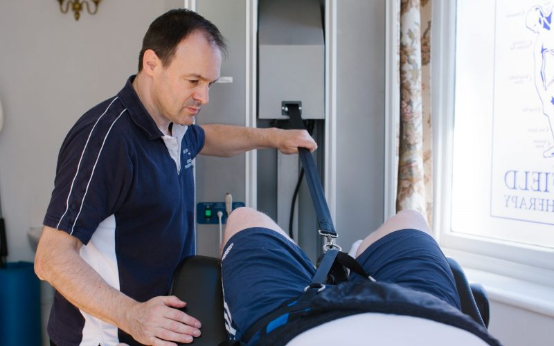 A physiotherapists perspective: The UK expansion of IDD Therapy spinal decompression
