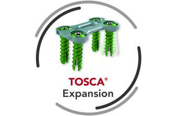 TOSCA®  Standard and Expansion – Anterior Cervical Stabilization