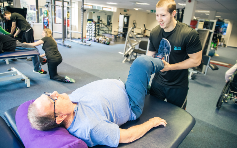 Making accessible rehab a reality