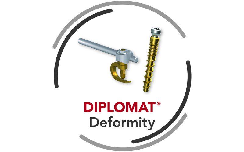 DIPLOMAT® Deformity – Infralaminar hooks